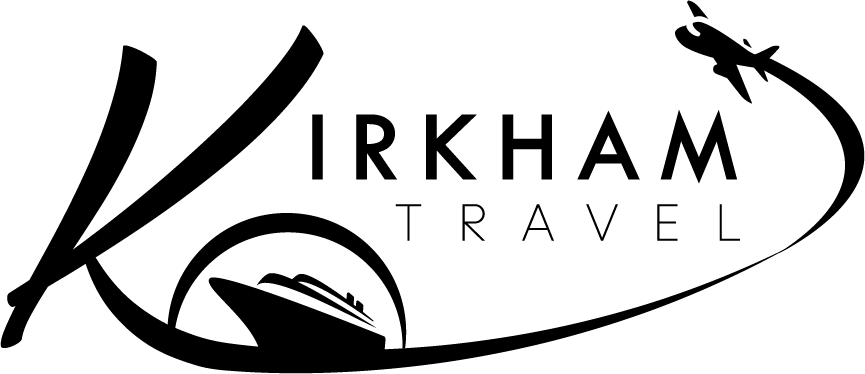 Kirkham Travel Logo