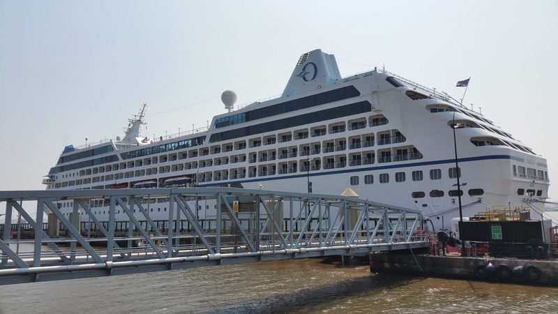 Oceania Cruise Ship