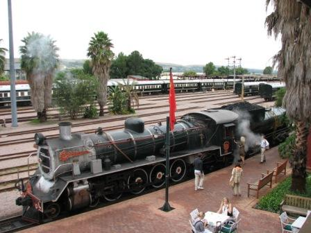 South African Train