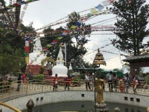 Swayambhunath Centre